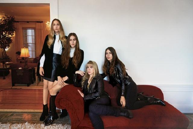 HAIM e Stevie Nicks cantam clássico do Fleetwood Mac