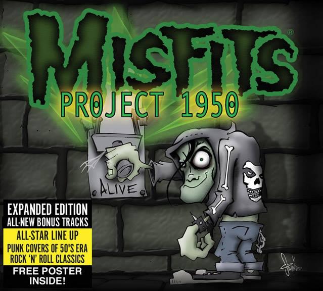 Misfits relançará Project 1950 com faixas extras