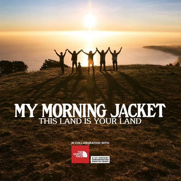 My Morning Jacket faz cover de Woody Guthrie