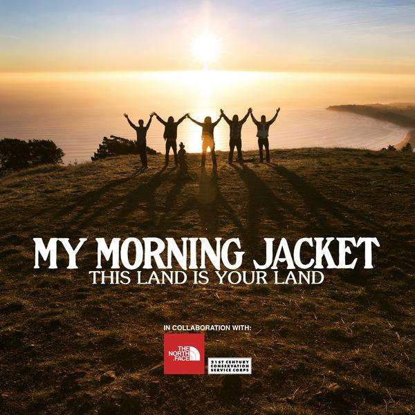 My Morning Jacket faz cover de Woody Guthrie