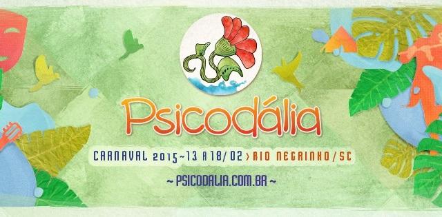 Psicodália 2015 anuncia primeiras atrações