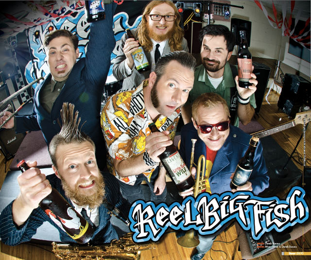 Reel Big Fish lançará álbum natalino
