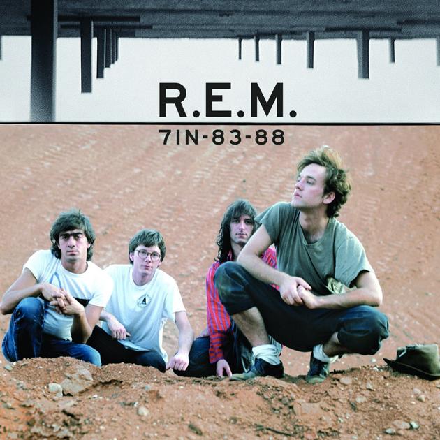 R.E.M. relançará singles em vinil