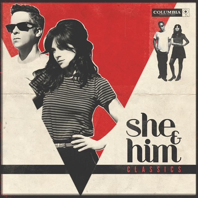 Capa de Classics, do She & Him