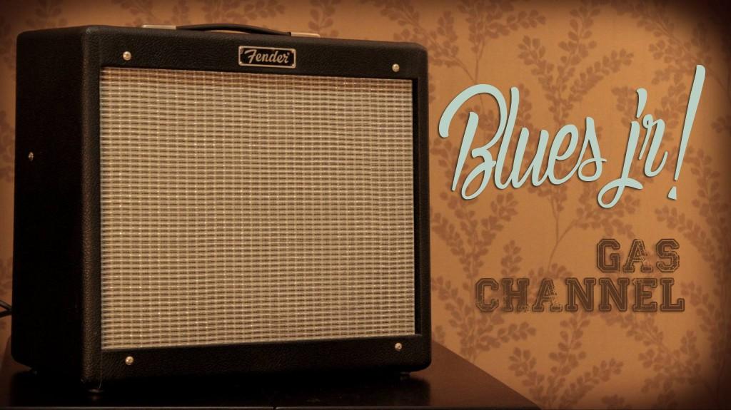 Blues jr Banner Pronto