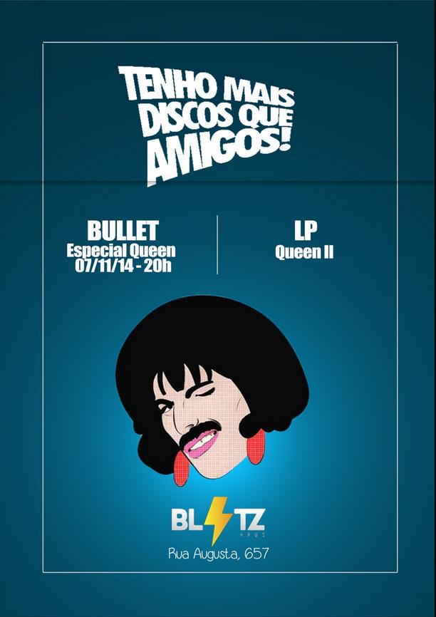 Bullet Especial Queen
