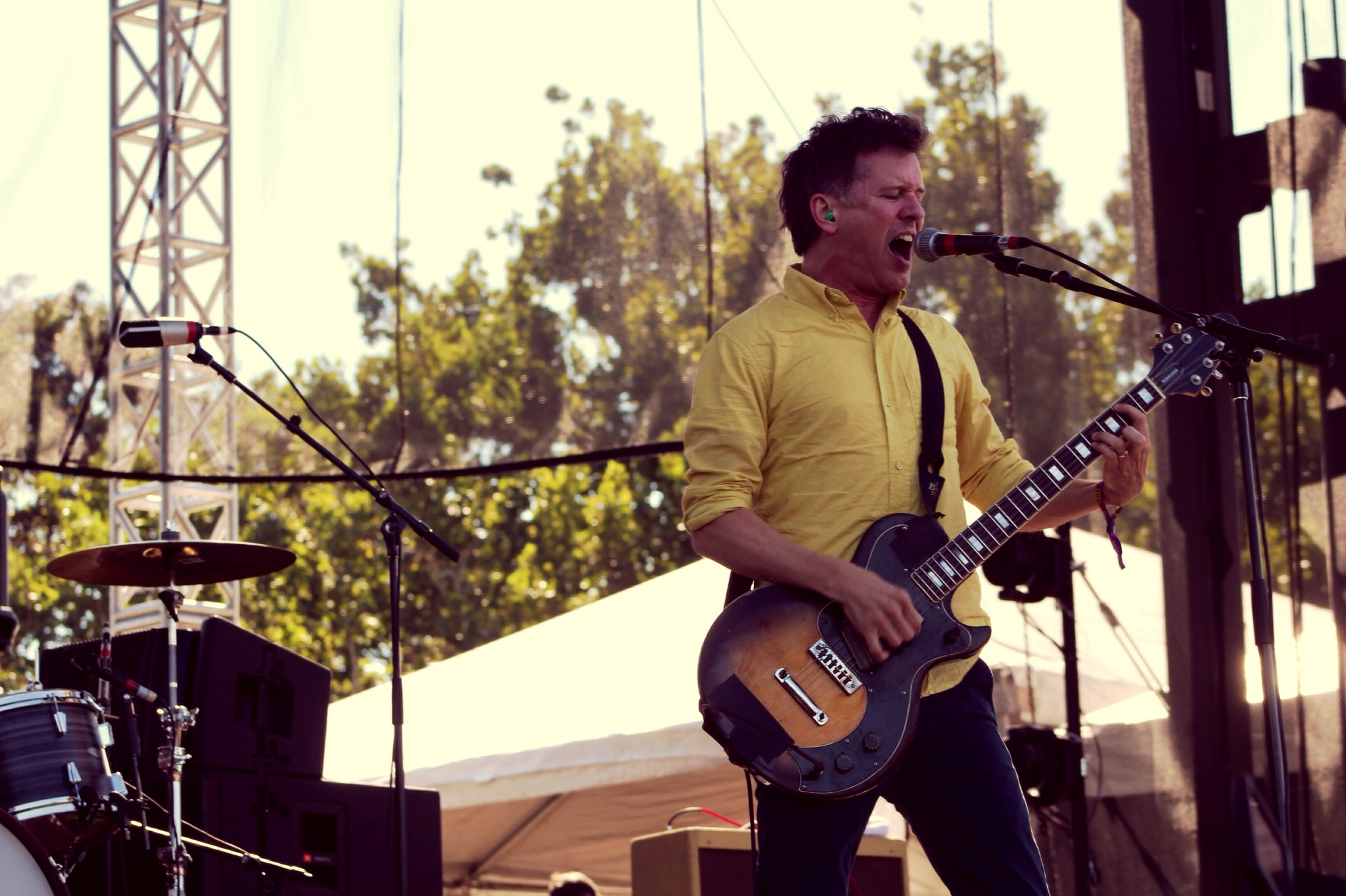 Superchunk no Riot Fest 2014