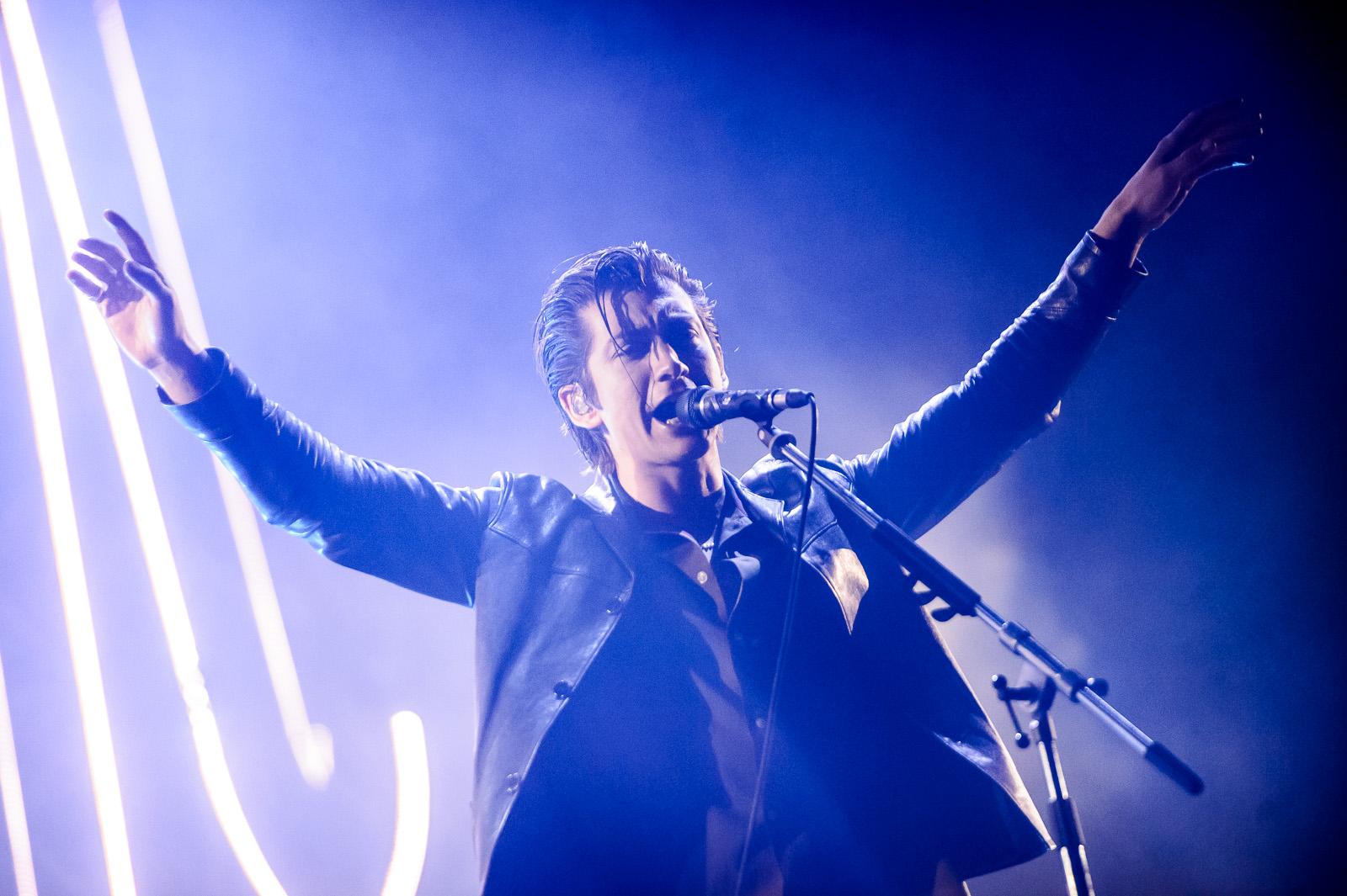Resenha: Arctic Monkeys em São Paulo