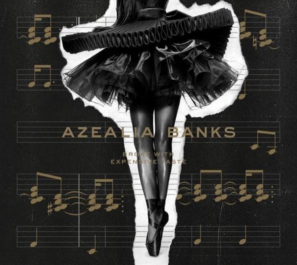 Azealia Banks lança disco de estreia