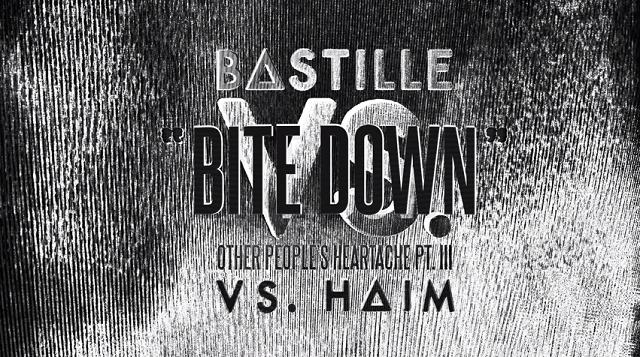 Bastille com HAIM