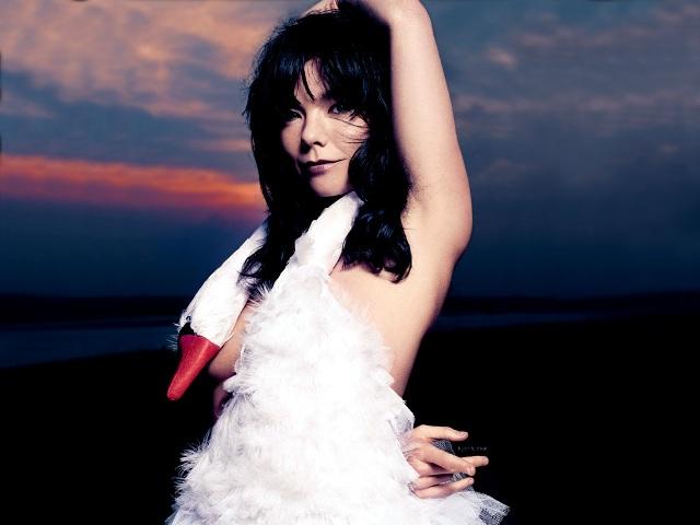 Björk anuncia livro com retrospectiva de sua carreira