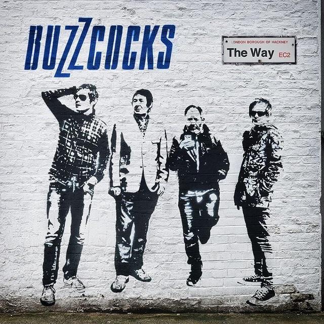 Novas músicas: Buzzcocks, Copeland e Alain Johannes