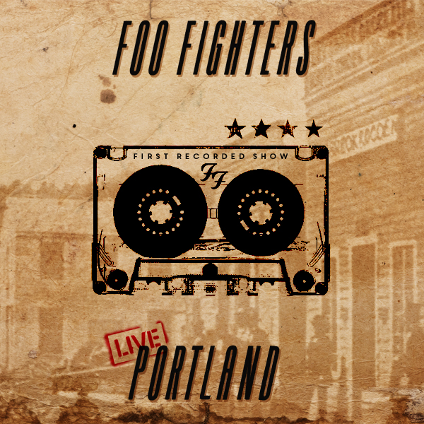 Foo Fighters - Live Portland
