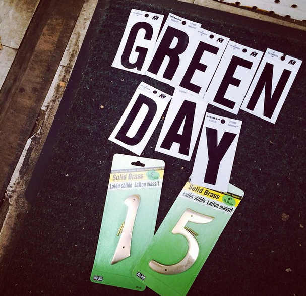 Green Day 15