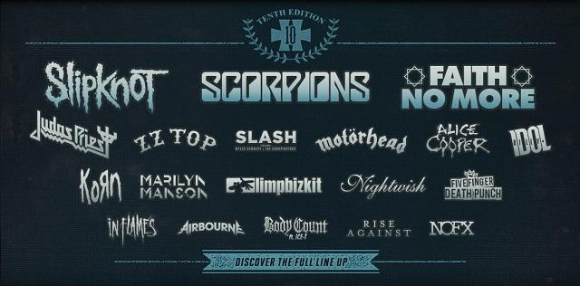 Hellfest 2015: Festival francês divulga line-up