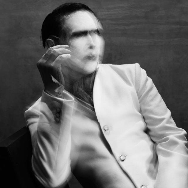 Marilyn Manson revela capa e setlist de seu novo álbum