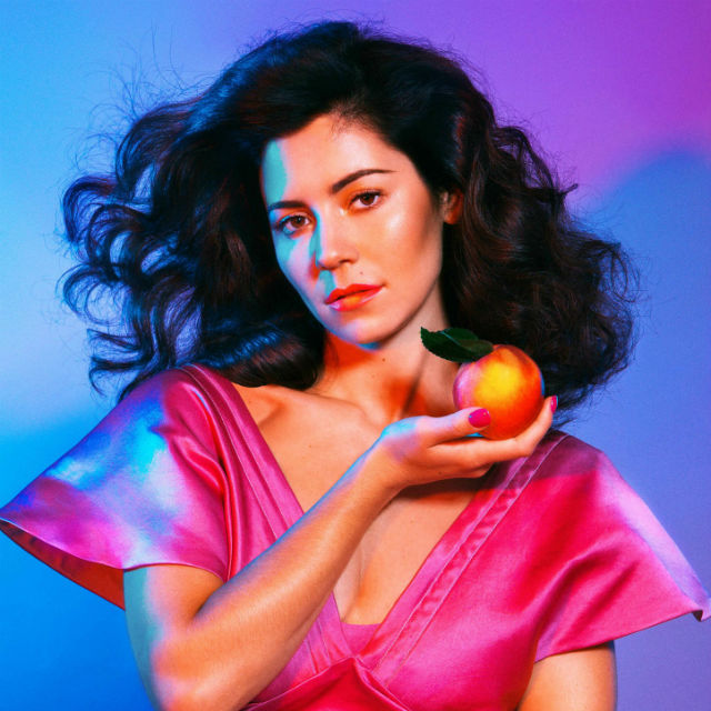 Marina And The Diamonds lança box com vinis perfumados