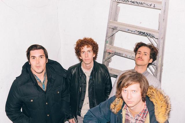 Parquet Courts: Ouça o novo disco da banda