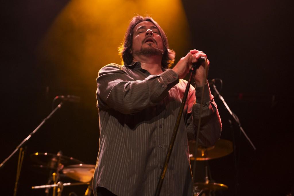John Garcia em Londres