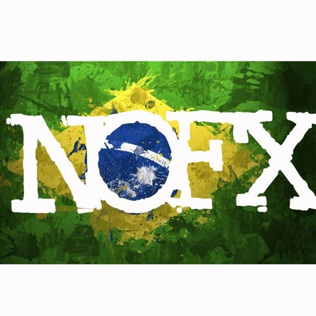 NOFX virá ao Brasil em 2015 para shows em quatro capitais