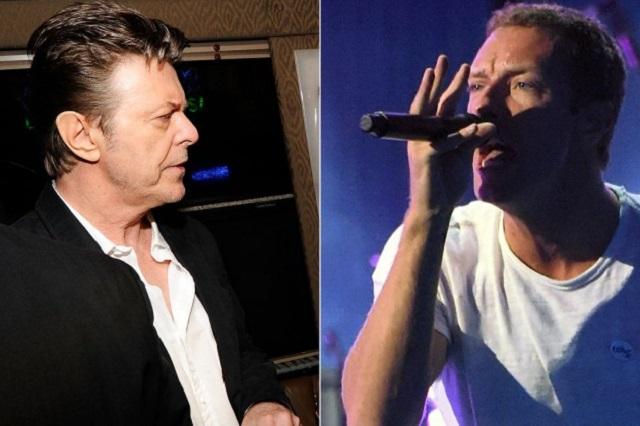 David Bowie já recusou parceria com Coldplay
