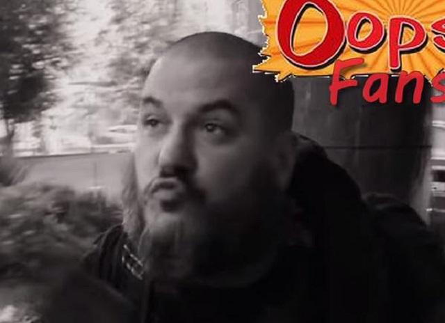 Phil Anselmo bêbado se encontra com fãs na Rússia