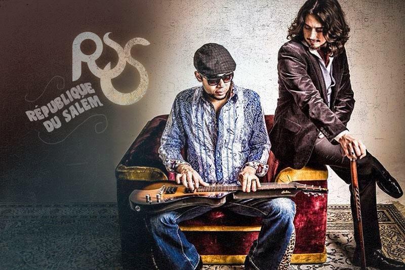 République du Salém terá álbum produzido por ex-Black Crowes