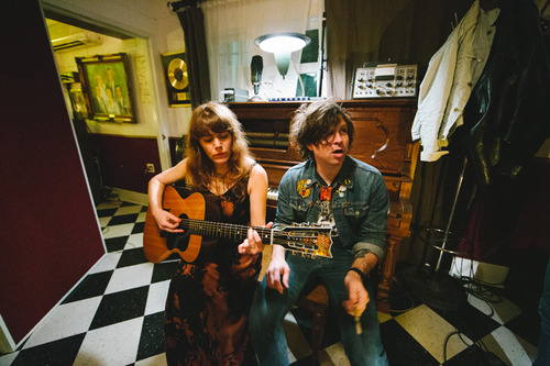 Ryan Adams e Jenny Lewis