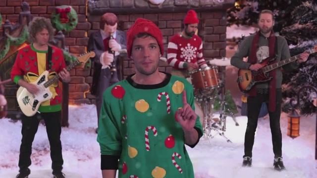 """The Killers lança single de Natal; Veja """"Joel, the Lump of Coal"""""""