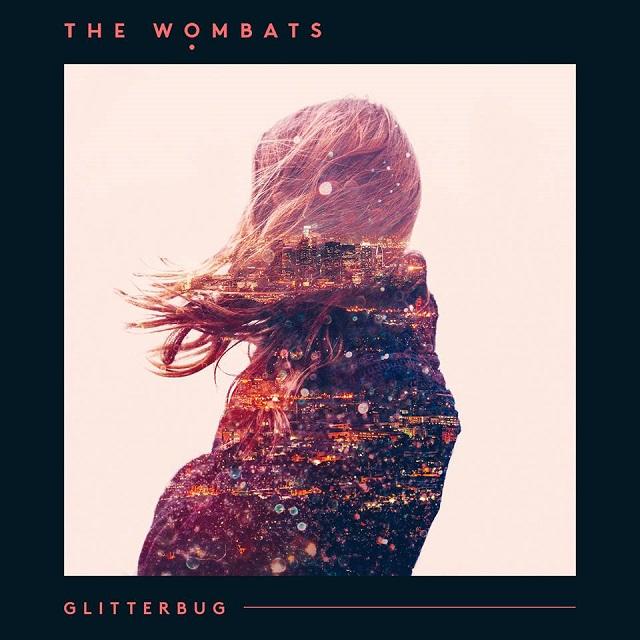 Capa de Glitterbug, do The Wombats