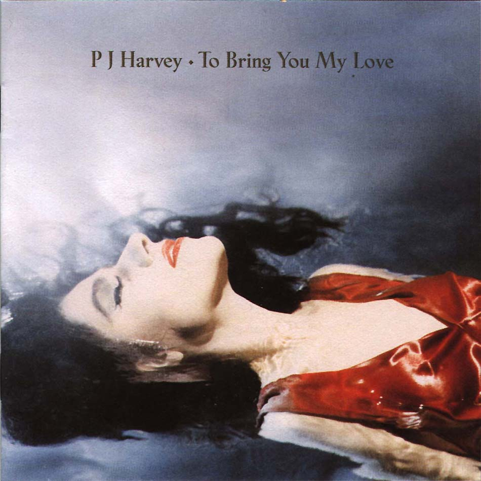 PJ Harvey To Bring You My Love 20 anos