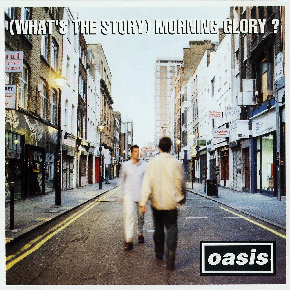 (What's the Story) Morning Glory?-20 anos