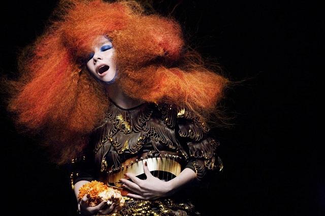Björk anuncia novo álbum