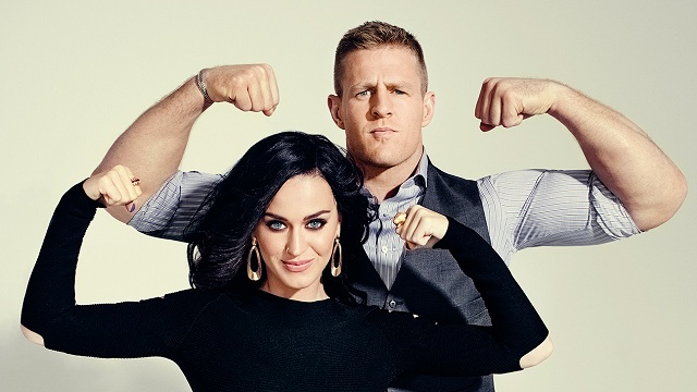 Katy Perry fala sobre show no Super Bowl