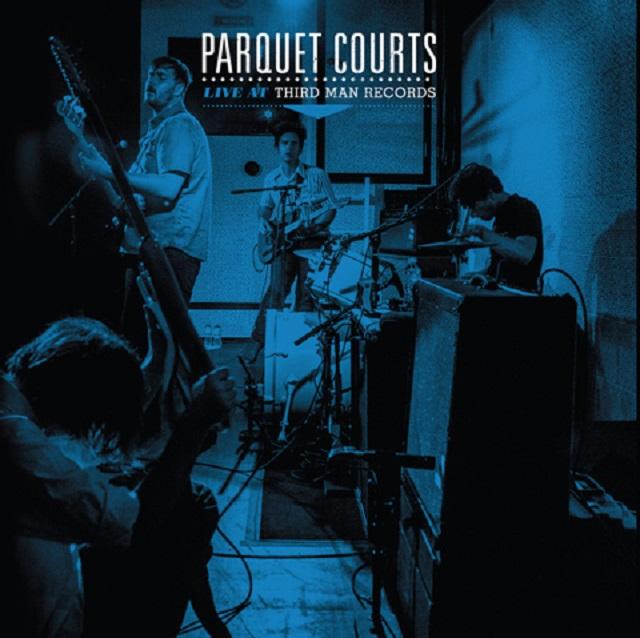 Parquet Courts lançará disco ao vivo