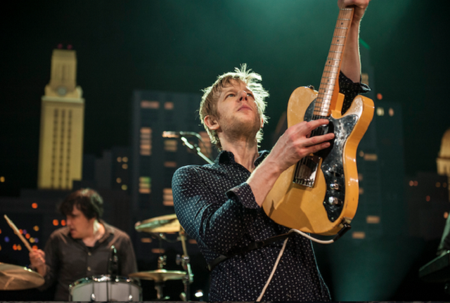 Spoon se apresenta no Austin City Limits