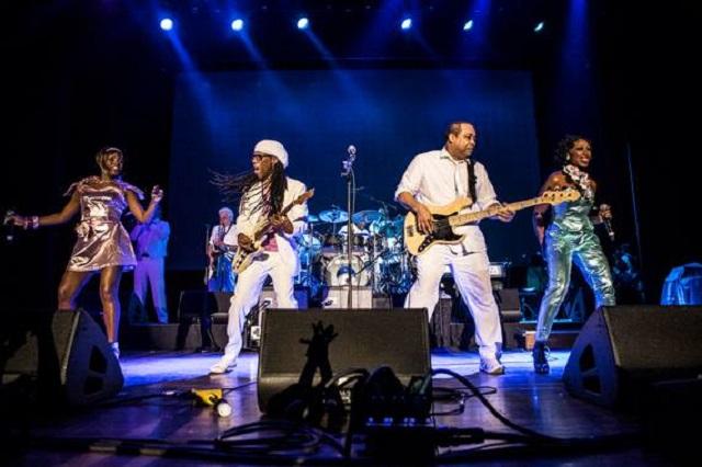 Chic (banda de Nile Rodgers) anuncia novo disco para este ano