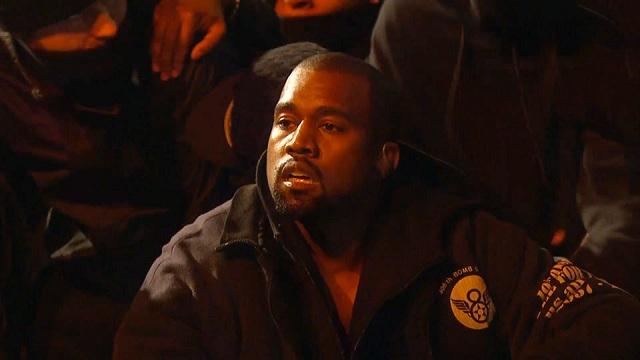 Kanye West apresenta música inédita no BRIT Awards
