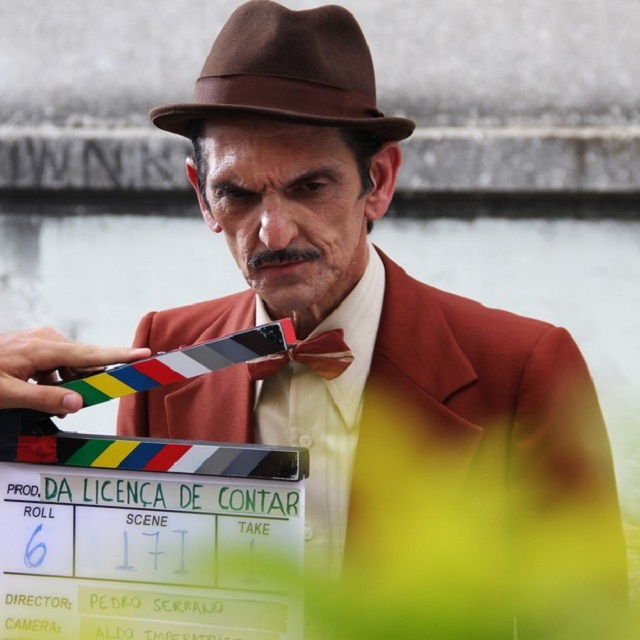 Paulo Miklos (Titãs) fará papel de Adoniran Barbosa em curta-metragem