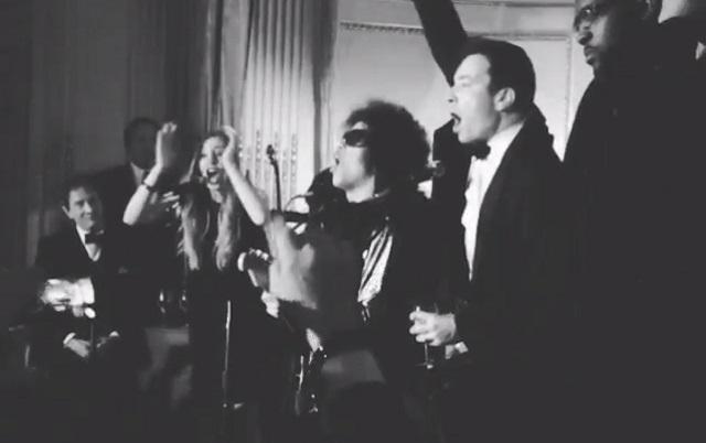 After party do episódio de 40 anos do Saturday Night Live teve Paul McCartney, Prince, Taylor Swift, Haim e mais