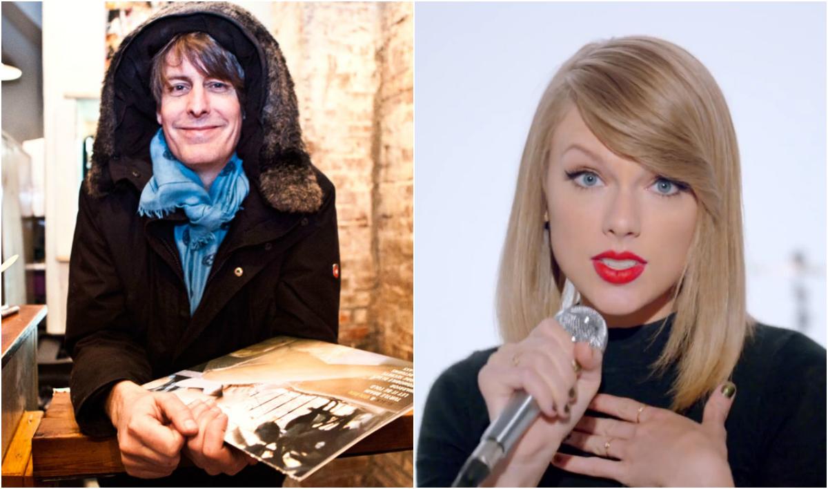 Stephen Malkmus faz cover de Taylor Swift