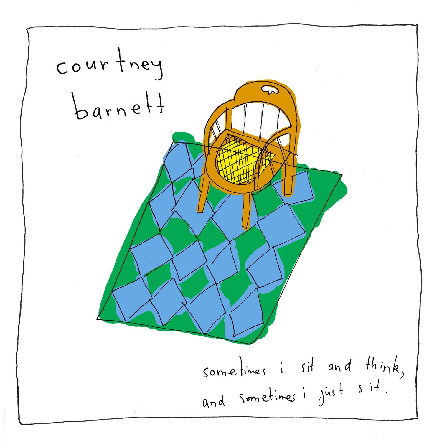 courtney-barnett-sometimes-i-sit-and-think