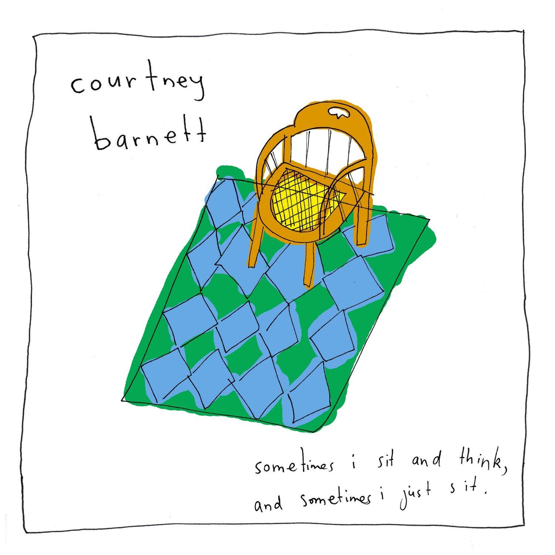 courtney-barnett-sometimes-i-sit-and-think
