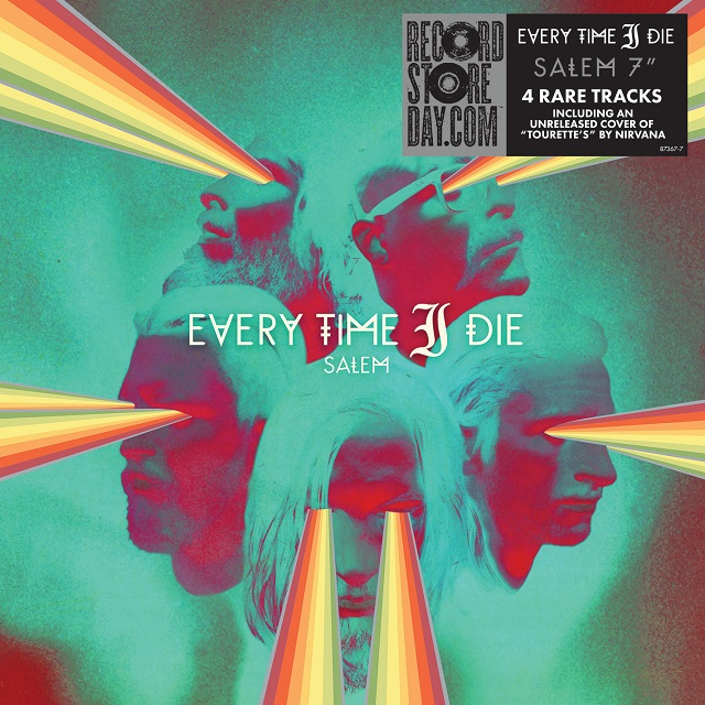 Every Time I Die detalha lançamento do Record Store Day
