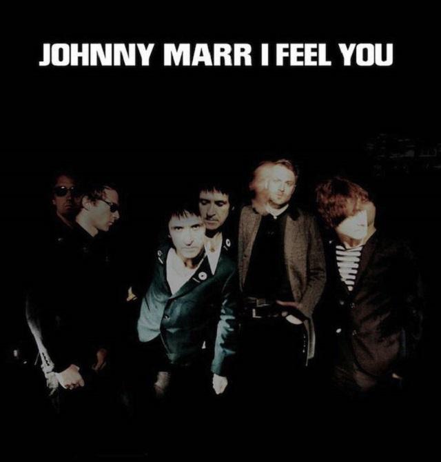 Johnny Marr grava cover de Depeche Mode para o Record Store Day
