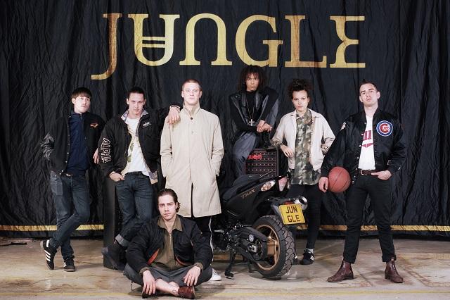 "Jungle faz cover de ""Uptown Funk"""