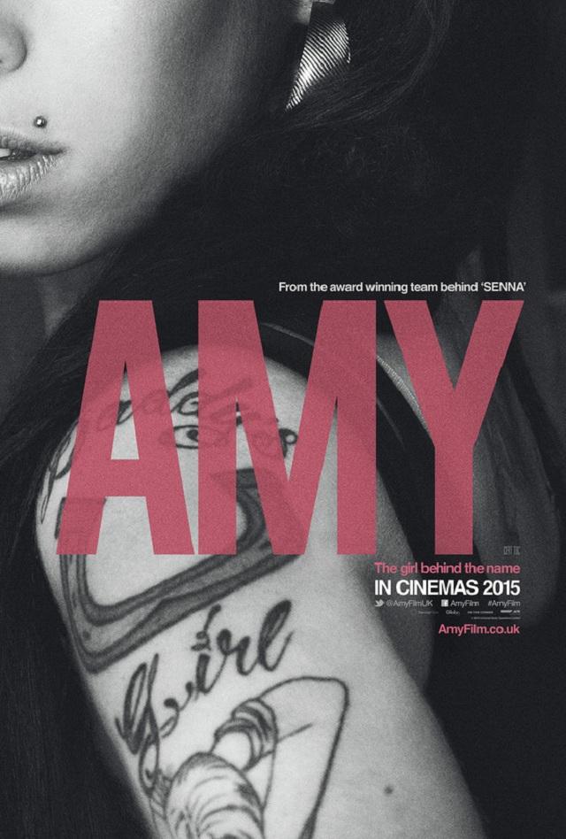 Documentário sobre Amy Winehouse