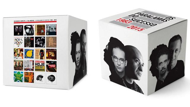 Os Paralamas do Sucesso lançam caixa com toda sua discografia