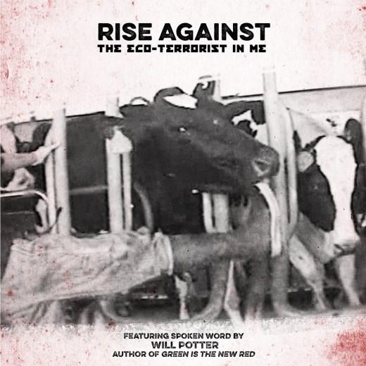 Rise Against - The Eco-Terrorist In Me