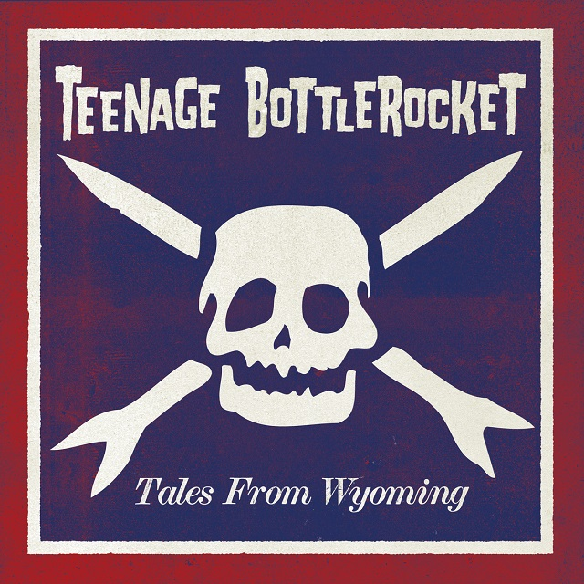 Teenage Bottlerocket disponibiliza disco novo para audição